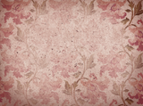 Paper Background With Ornament - Backdrop Shop