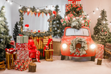 Let's Go For Christmas-combo - Backdrop Shop