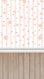 Cartoon Seamless Pattern With Stars-all in one - Backdrop Shop