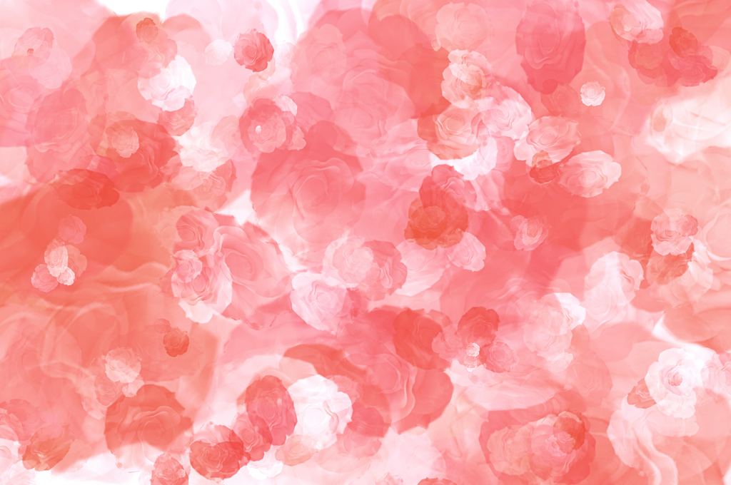 Abstract Red Roses Background - Backdrop Shop