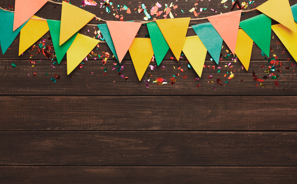 Rustic Birthday - Backdrop Shop