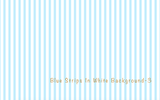 Blue Strips In White Background - Backdrop Shop