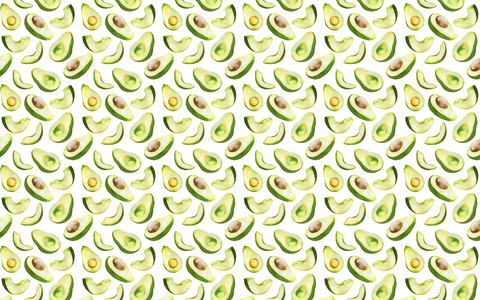 Avocado Lover - Backdrop Shop
