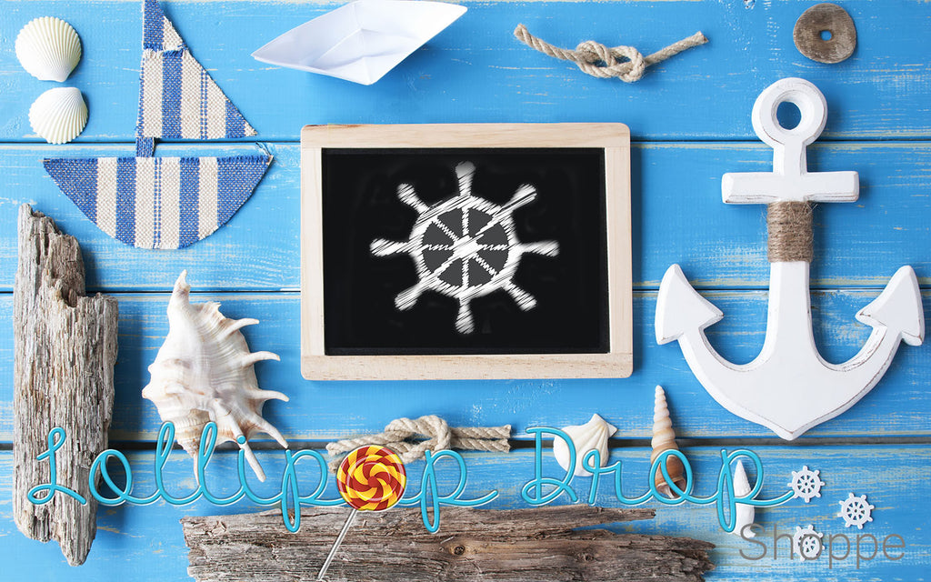 Set Sail - Backdrop Shop