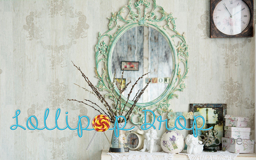 Victorian Wall - Backdrop Shop