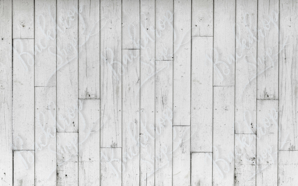 White Knotted Boards - Backdrop Shop