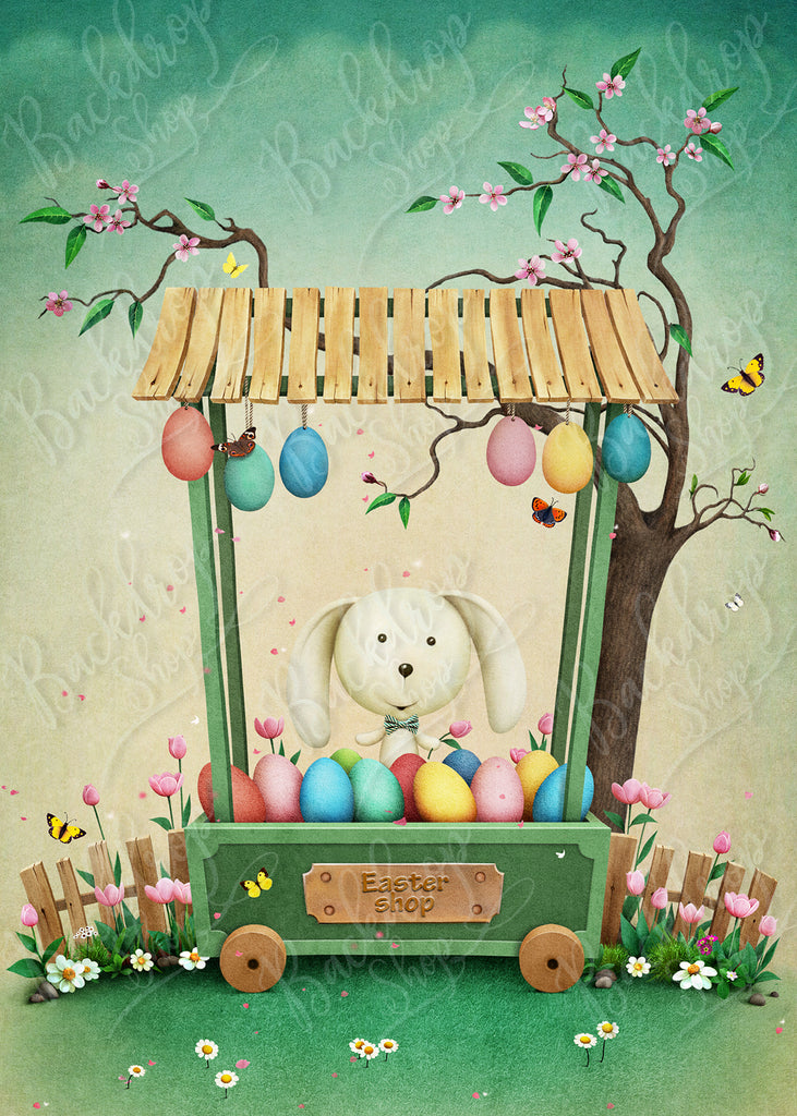Easter Shop - Backdrop Shop