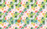 Fiji Floral - Backdrop Shop
