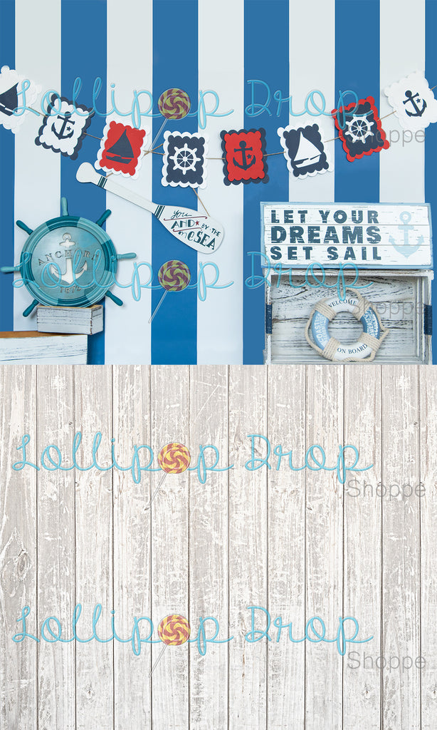 Sailor's Dream - All in one Combo - Backdrop Shop