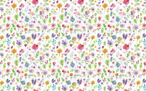 Spring Wildflowers - Backdrop Shop