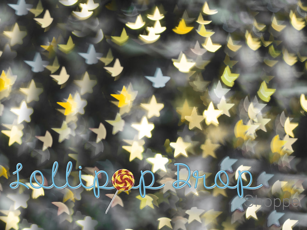 Starry Bokeh - Backdrop Shop