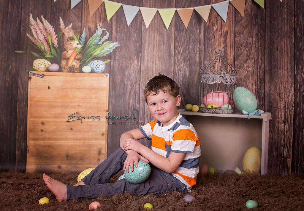 Weathered Easter - Backdrop Shop