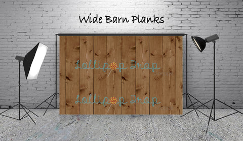 Wide Barn Planks