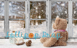 Wishing for Winter - Backdrop Shop