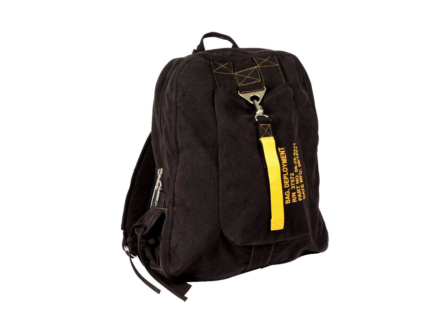 SAC VINTAGE FLIGHT NOIR