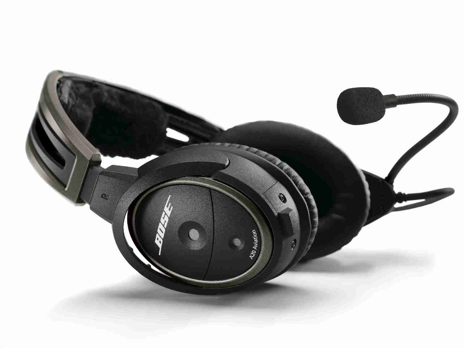 CASQUE BOSE A20 ANR SANS BLUETOOTH