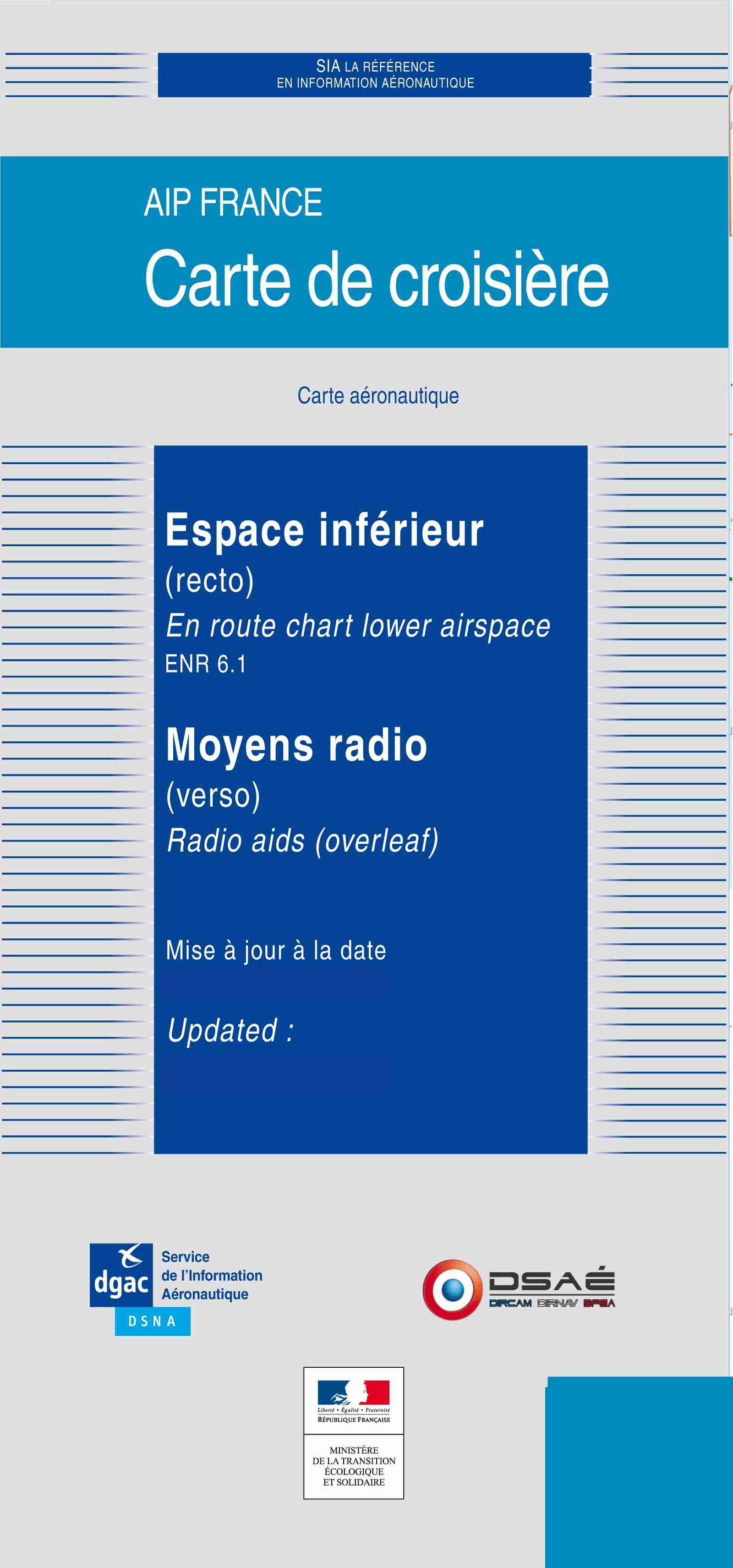 ESPACE INFERIEUR MOYENS RADIO D'ATTERRISSAGE - EDITION 2019