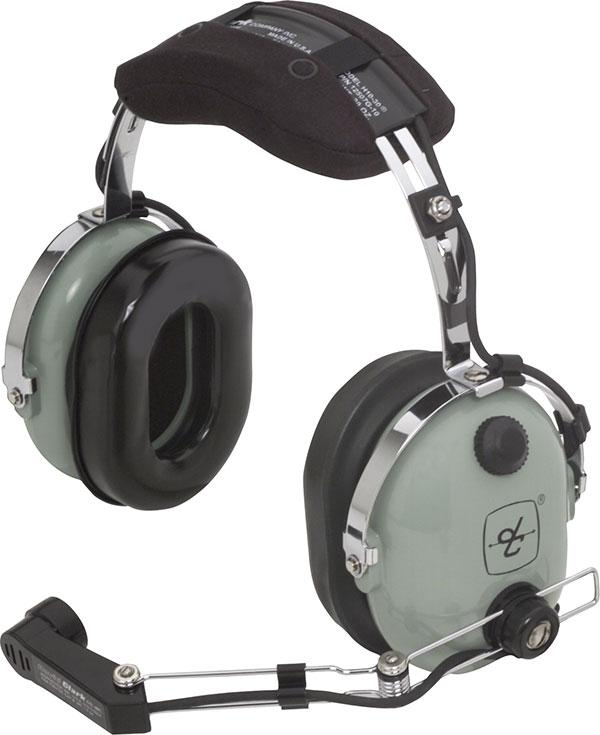 CASQUE DAVID CLARK H10-30 MICRORAIL CASQUES DAVID CLARCK David Clark