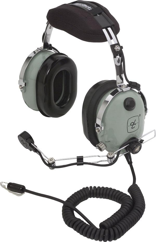 CASQUE DAVID CLARK H10-66 DOUBLE IMPEDANCE CASQUES DAVID CLARCK David Clark