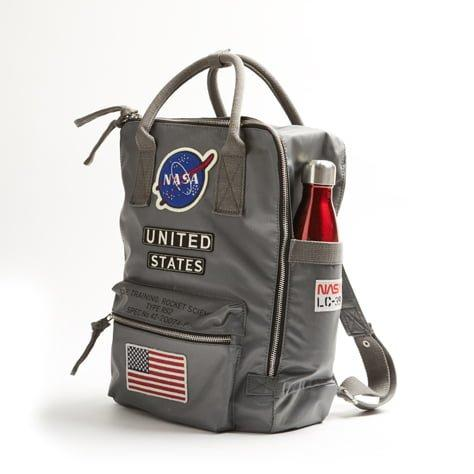 BACKPACK NASA - RED CANOE SAC A DOS Red Canoë