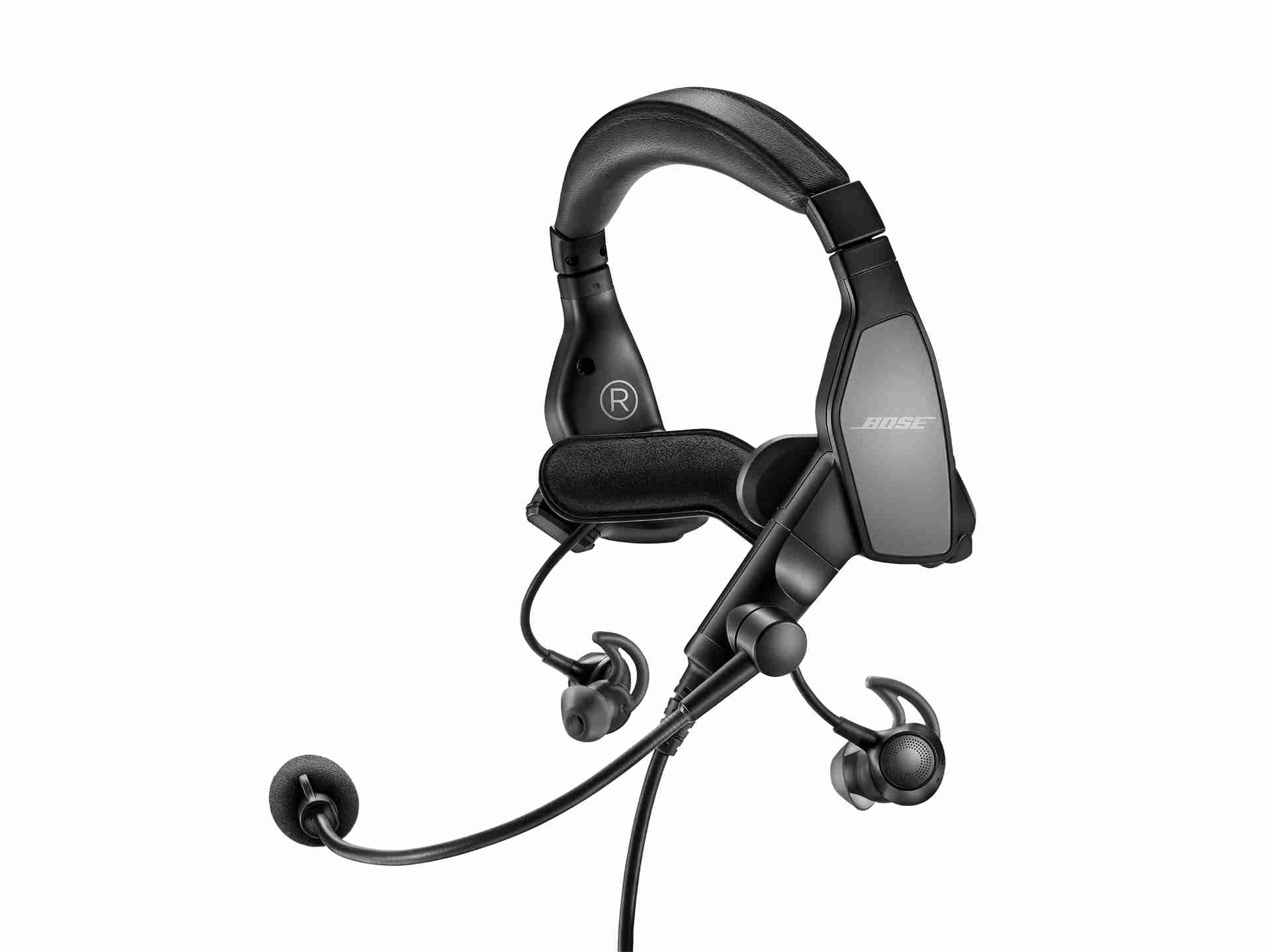 Casque d'Aviation ProFlight Série 2 - Sans Bluetooth