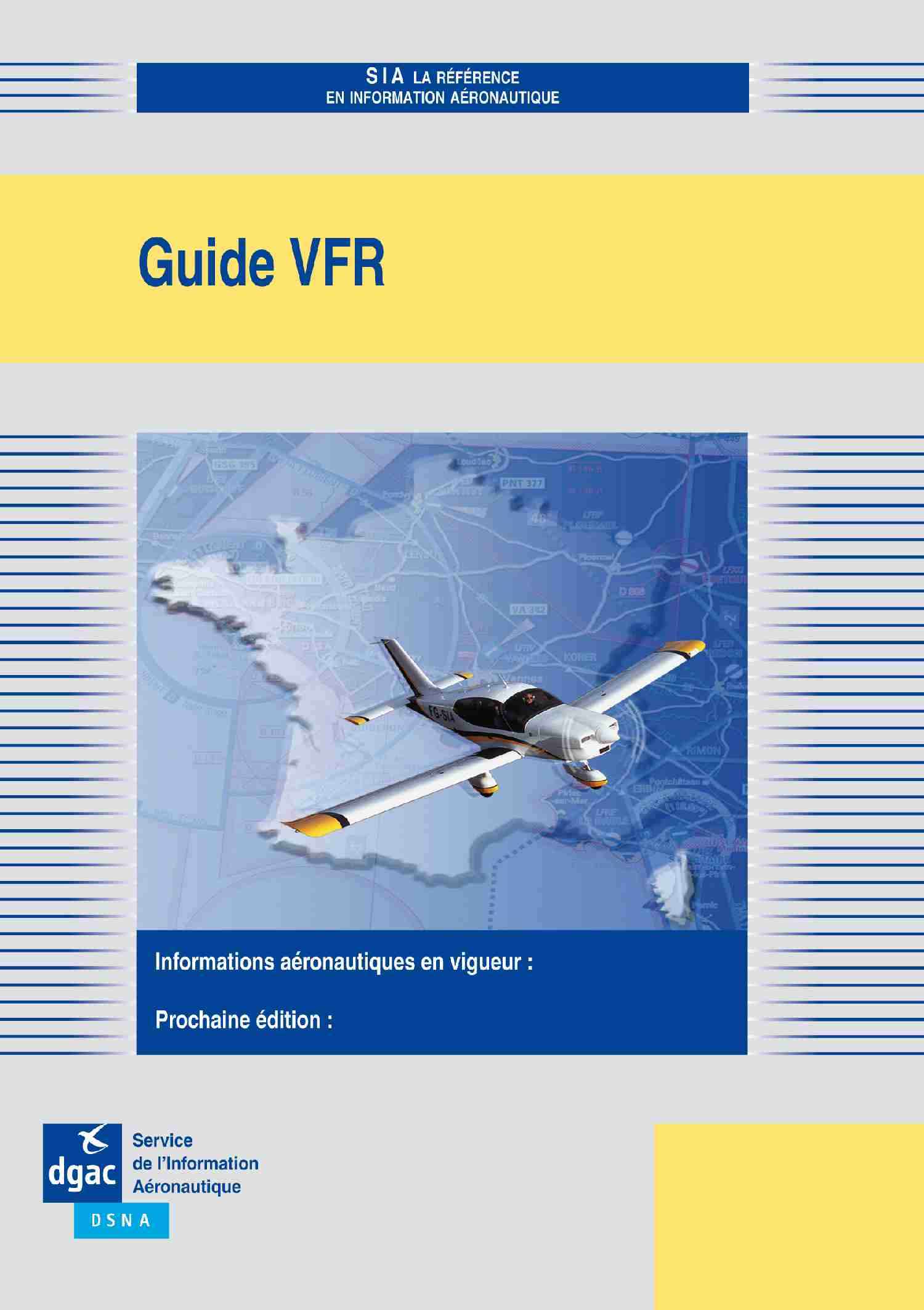GUIDE VFR - EDITION 2019