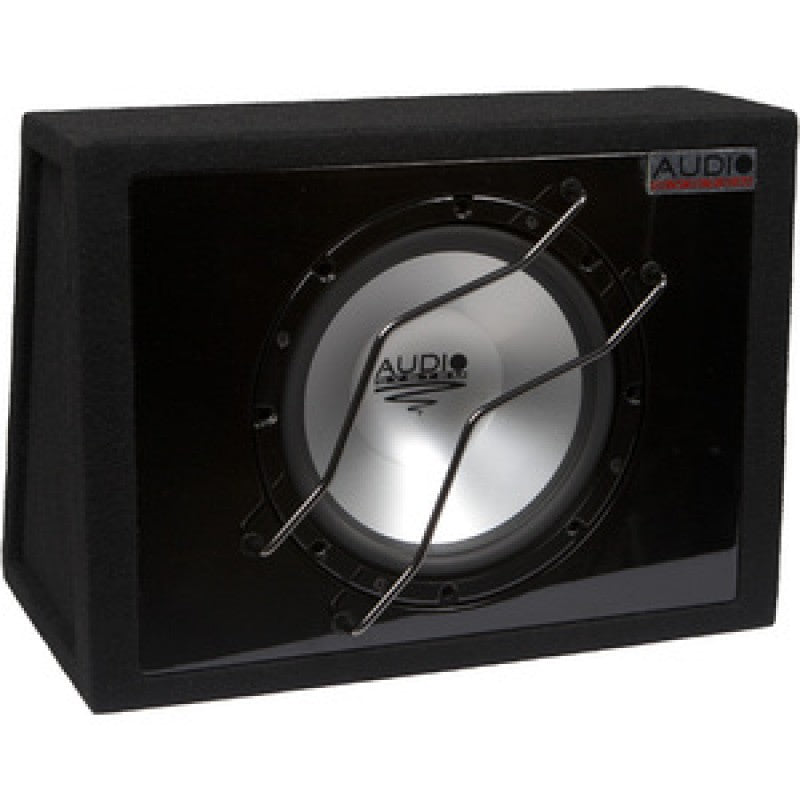 HX-Serie HIGH END Boom Box Subwoofer 22L gesloten box met HX 10 PHASE 2x 300/200 Watt