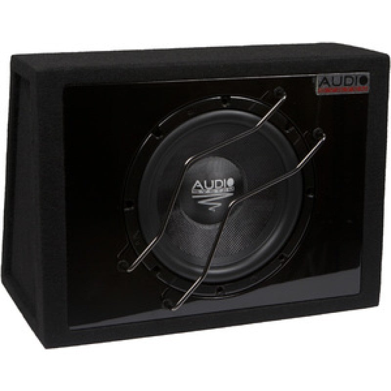 HX-Serie HIGH END Boom Box Subwoofer 22 liter gesloten box met HX 10 SQ, 500/350 Watt