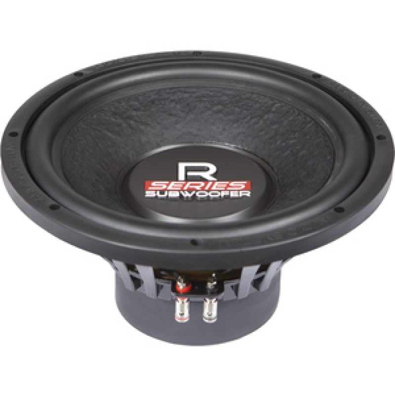 RADION-Serie 300 mm HIGH EFFICIENT Subwoofer 600/400 watt