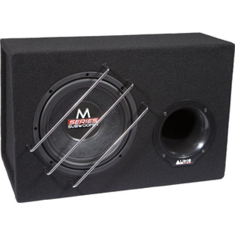 M-Serie HIGH EFFICIENT Boom Box Subwoofer 29 liter open box met M 10. 300/200 Watt