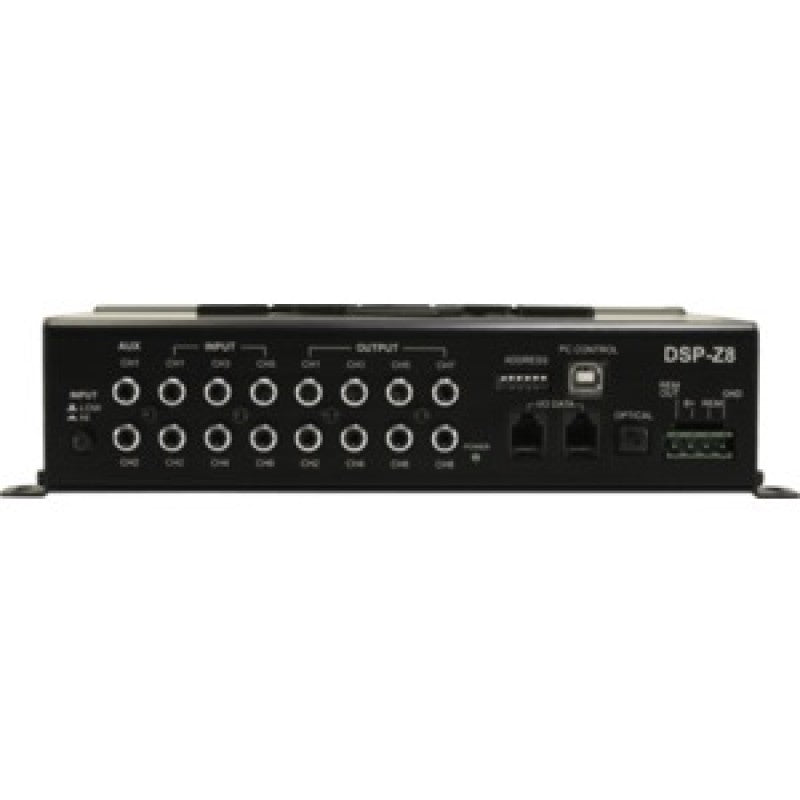 Zapco DSP 8-CHANNEL FULL DIGITAL SIGNAL PROCESSOR