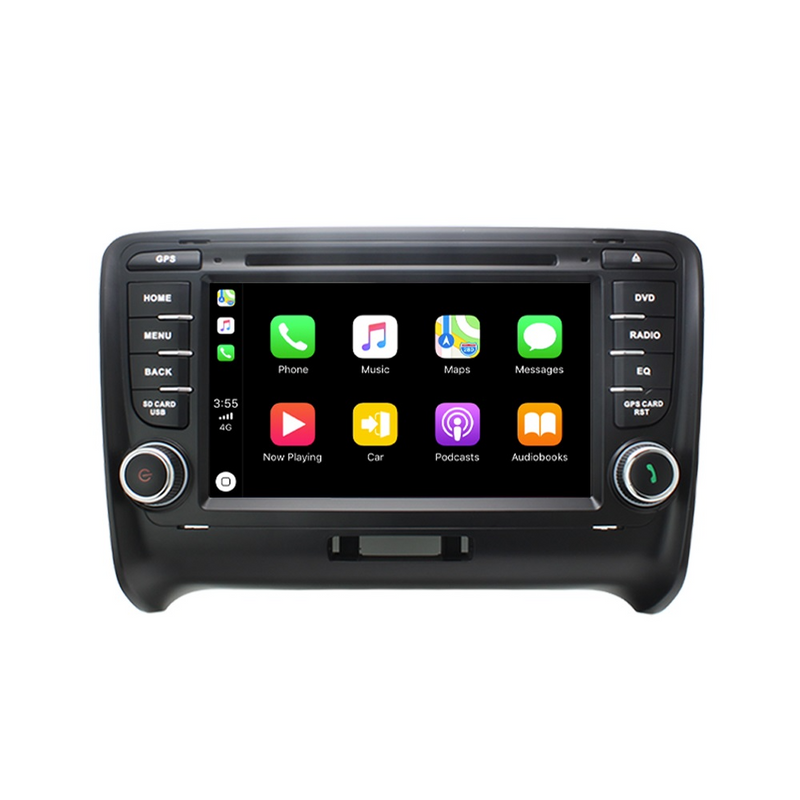 Audi TT Mmi 7 inch Carplay Android auto navigatie met bluetooth