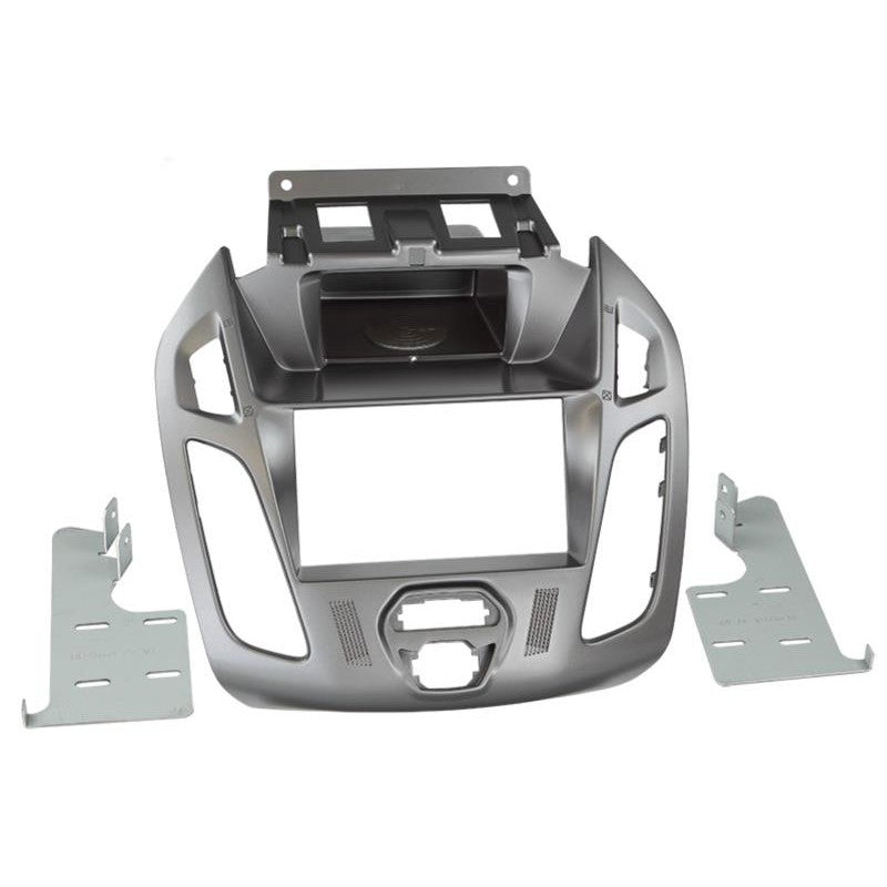 2-DIN paneel Ford Transit Connect / Tourneo Connect 2013- Kleur: Phonix  zilver