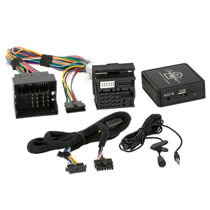 Bluetooth Adapter Opel CD30 met AUX IN
