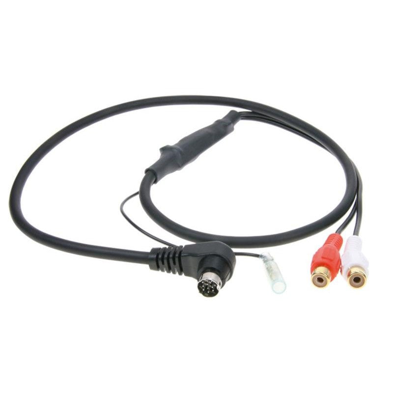AUX adapter MFD1 4:3 VW / SEAT / SKODA