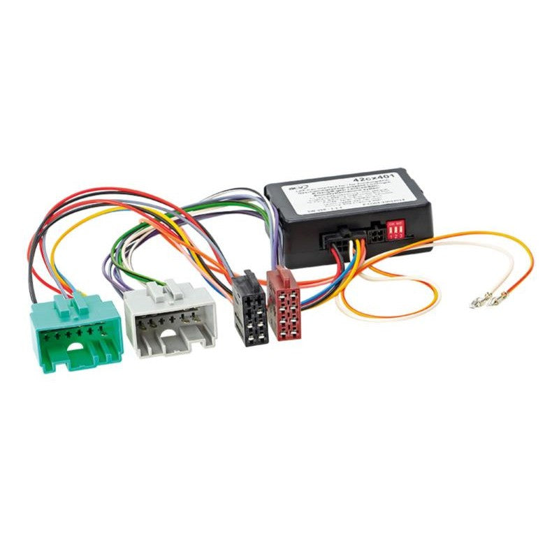 Stuurwiel bediening interface Volvo S60 / V70 (Type P26 2000-2005) > Clarion