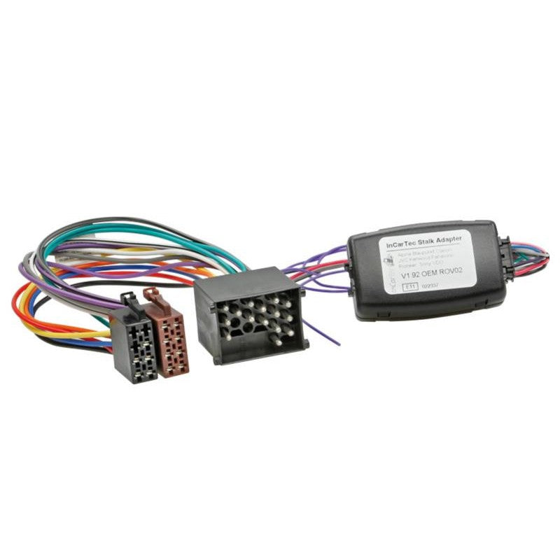 Stuurwiel interface Landrover Discovery / Freelander / Rover > China HU