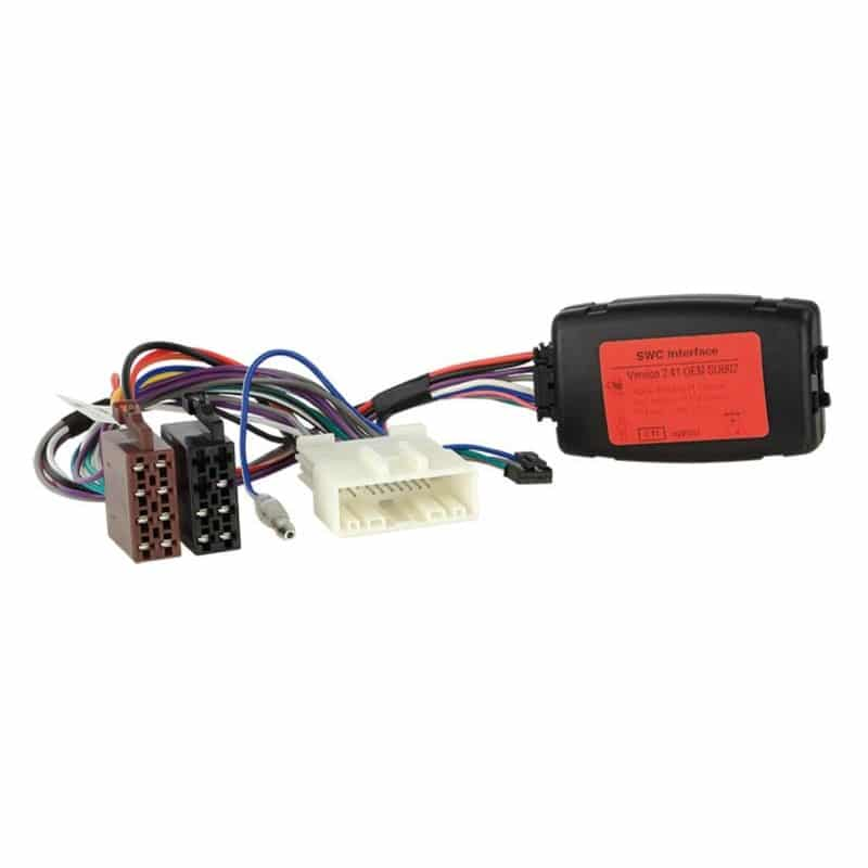 Stuurwiel bediening interface Subaru Outback/Legacy 2009> > China HU