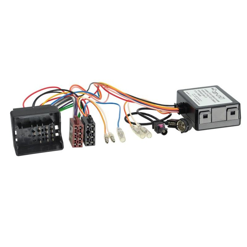 CAN-Bus Kit Mercedes Quadlock > ISO / Antenne > ISO