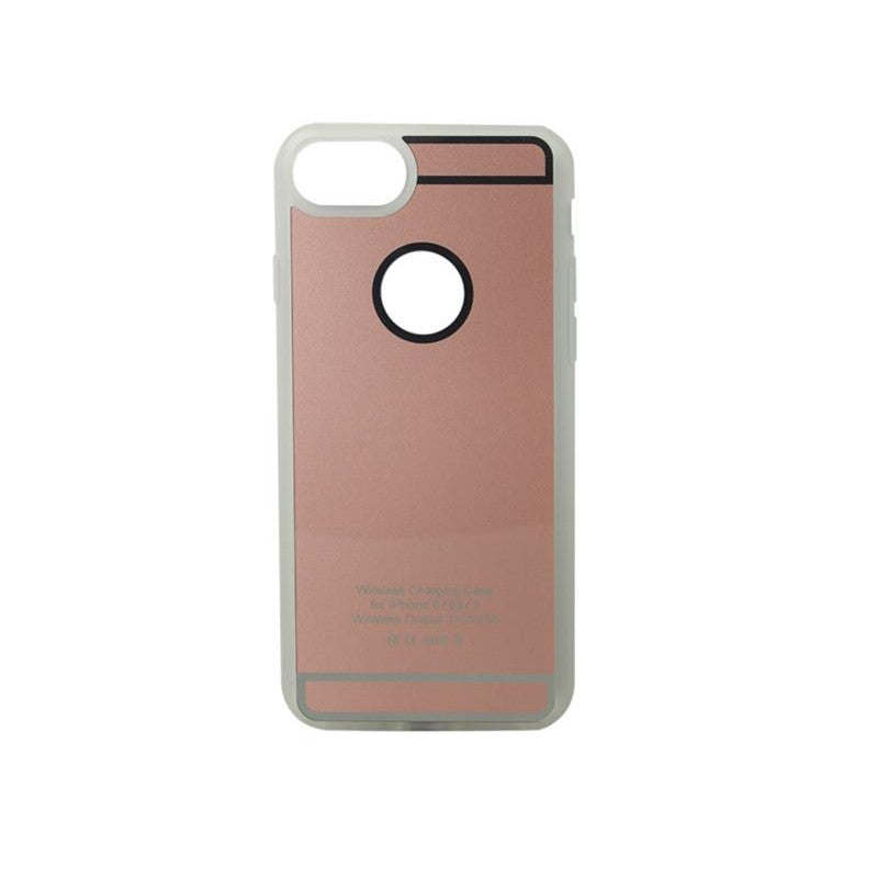 Inbay Cover iPhone 6 / 6S / 7 rose goud