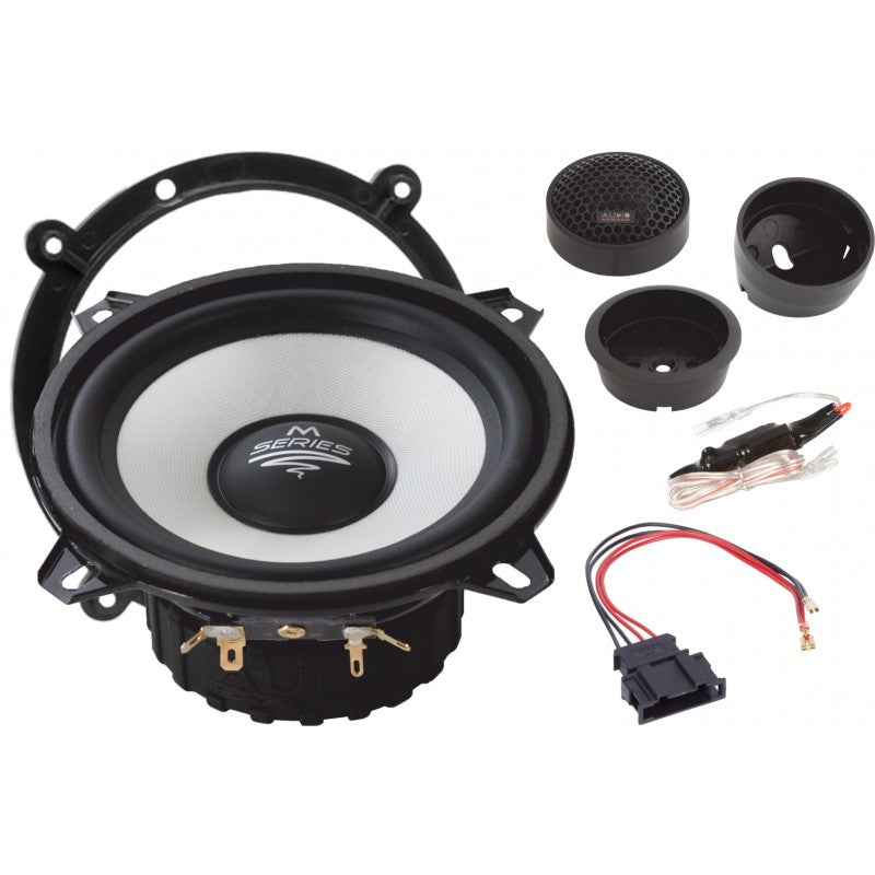 M-SERIE 130 mm 2-way AUDI A3 1996-2003 Compo System