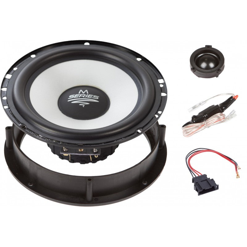 M-SERIE Special Front System 165mm 2-way LUPO, AROSA, MII, CITY GO, UP Compo System