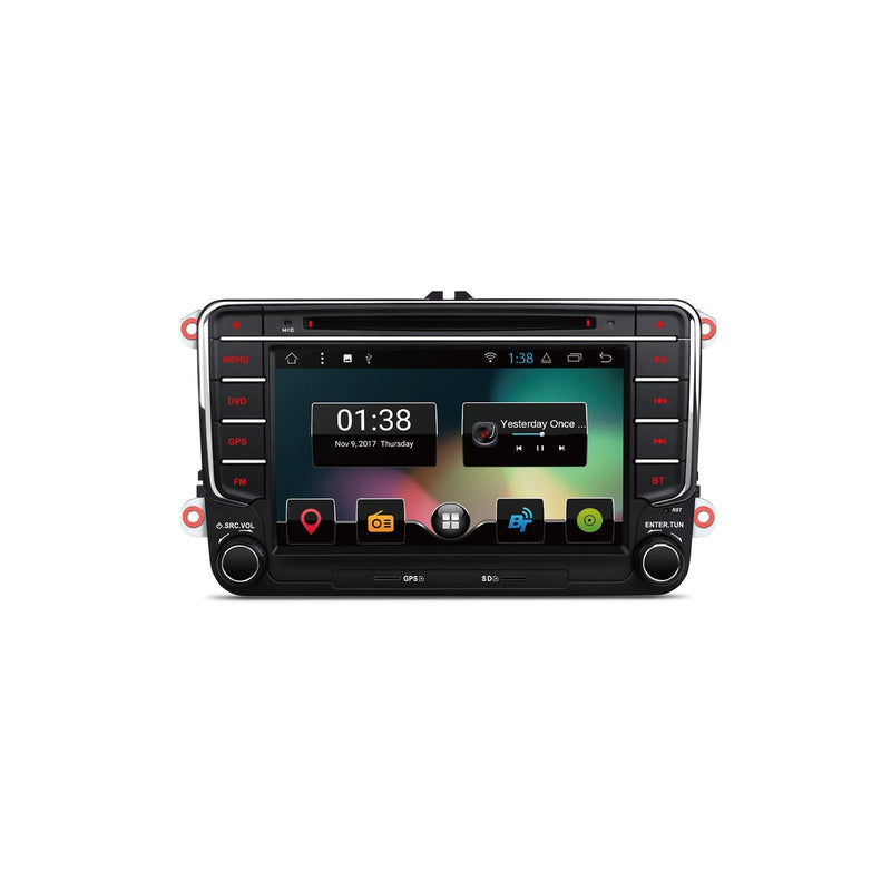 Volkswagen | Seat | Skoda | 7 inch | Android 7.1 Quad Core