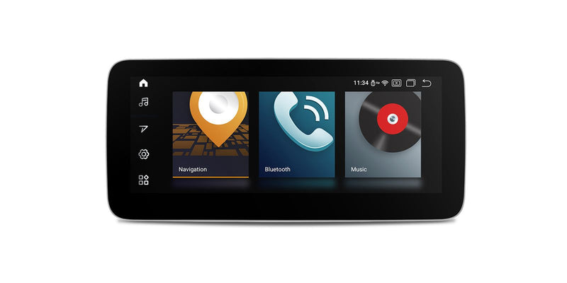 Mercedes Benz A / GLA / CLA-Klasse 10,25 Zoll Autoradio-Navigation Android 7.1