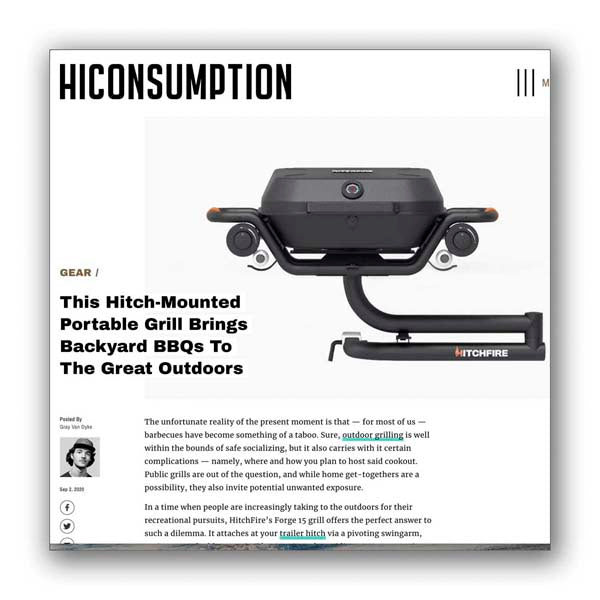 Hi Consumption Hitchfire Review