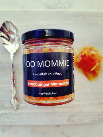Carrot Ginger Marmalade