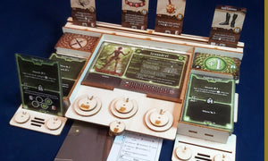 Gloomhaven (and Frosthaven) Player Dashboard