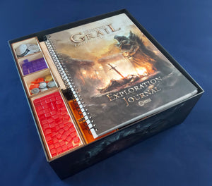 Tainted Grail Box Organizer - Core Game