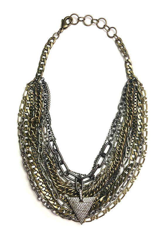 Arrow Chain Bib