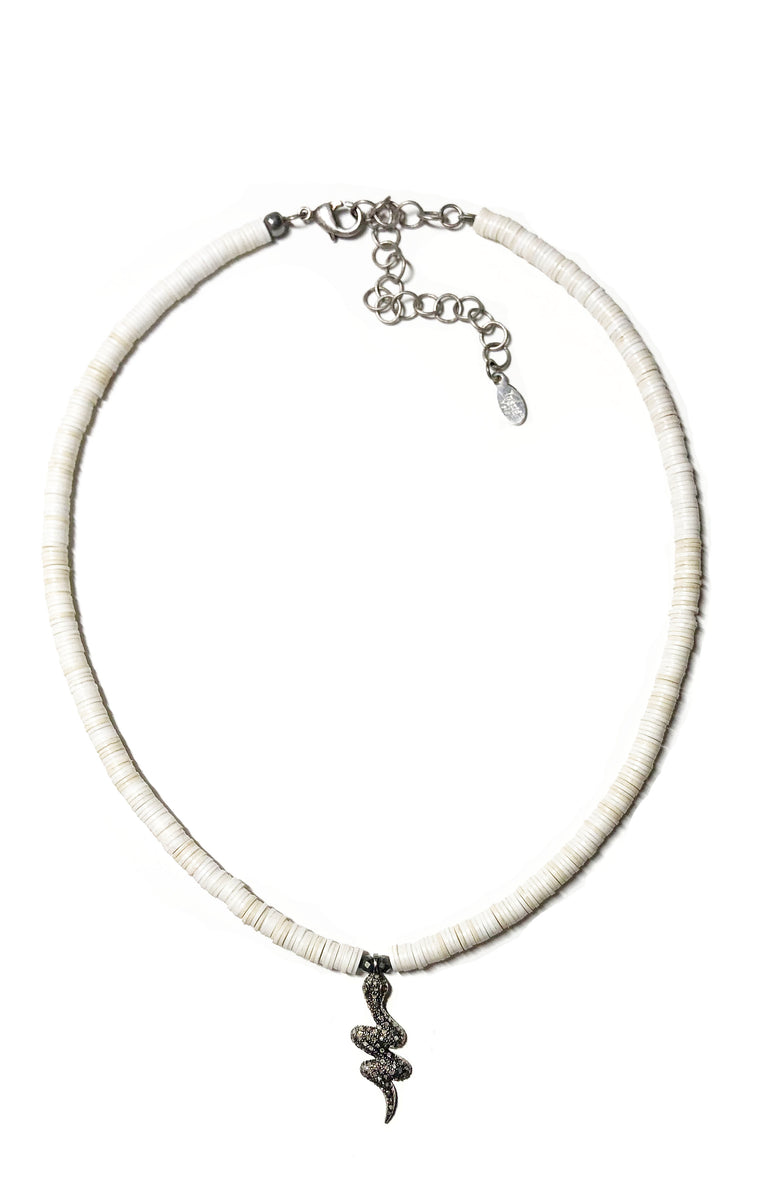 Diamond Snake Choker